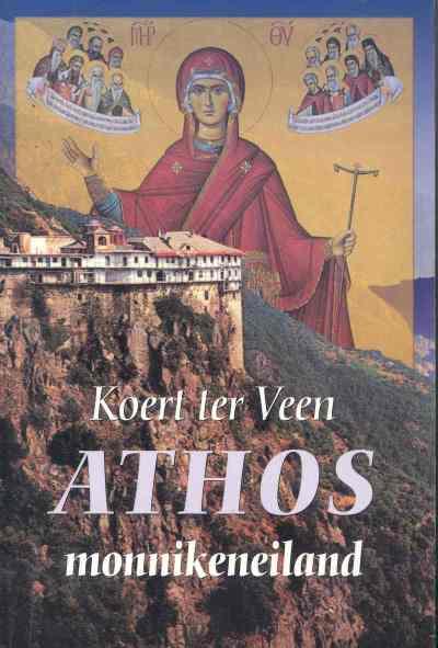 Boek_athos_monnikeneiland_koert_ter_veen