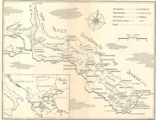 Sidney Loch - kaart