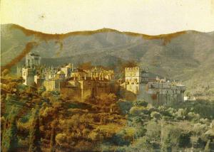 415 - Vatopedi by Fernand Cuville 1918