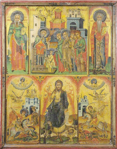 420 - Russian icon 17th century
