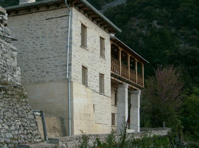 191 Athos 2007 Kavsokalivia