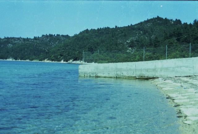 006 Ieriessos - de grens naar Athos