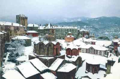 Athos_winterfotos_vatopedi_1