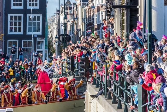 Sinterklaar intocht Amsterdam Joris van Gennip (1 of 1)-2 (1)