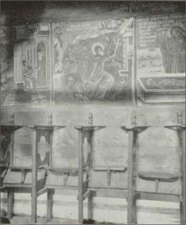 NG - fresco in a church in Kafsokalivia 1916