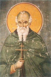 786 - Athanasios the Athonite