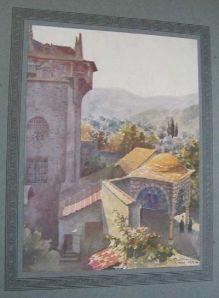 Perilla vatopedi painting