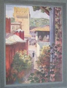 Perilla  Karakallou painting
