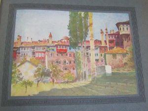 Perilla vatopedi painting 2