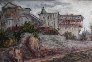 Tikhanovski_the_stones_of_athos