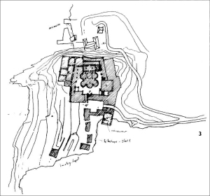 1011 - Article on Athos architecture and drawings by P.J. Quinn - 2