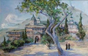 Tikhanovski_monastic_courtyard
