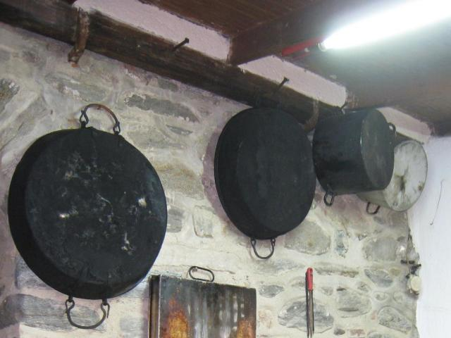 IMG_3298 Mylopotamos kitchen pots and pans
