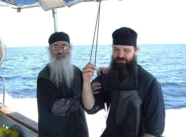 2Roman - fishermen monks