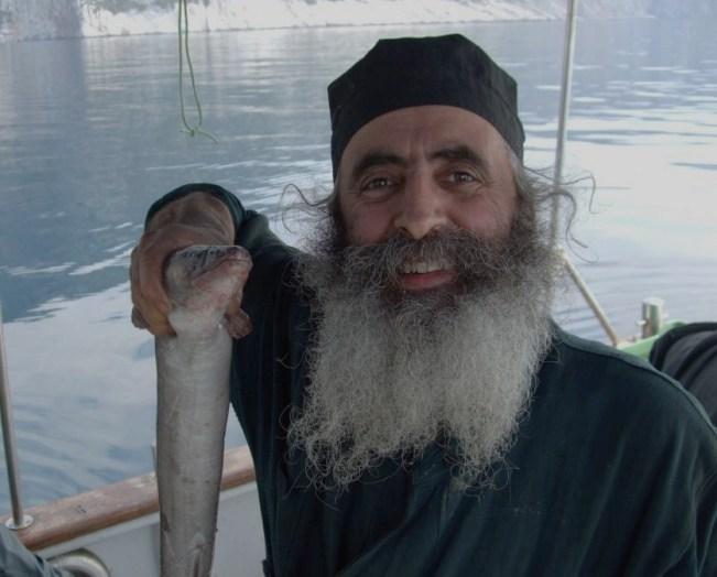 16Roman - fish and monk 2