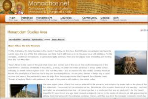 Monachos website 1