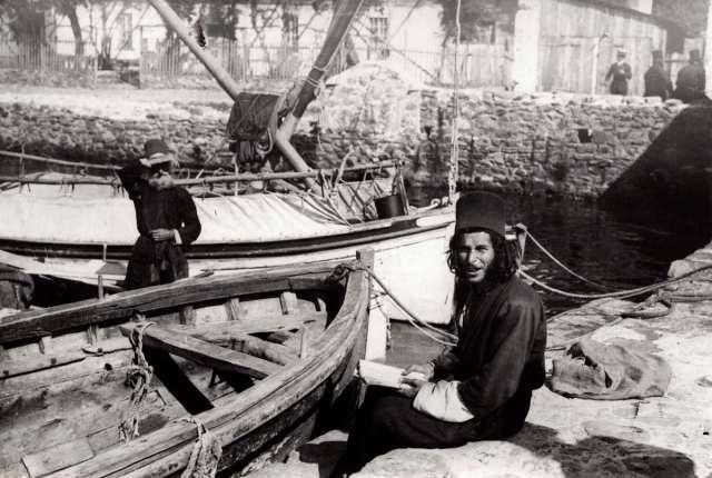 haven met twee monniken Frankl