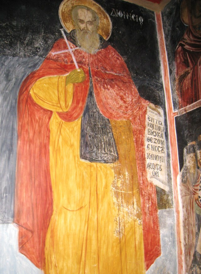 IMG_3503 the shrine of Niphon - a wall painting of Dionysiou