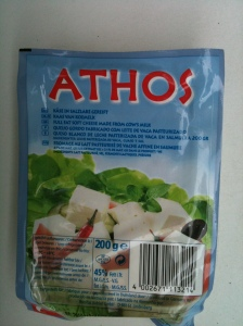 Athos feta