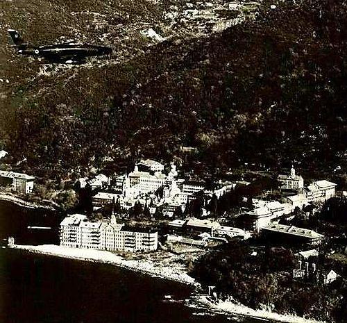 Panteleimon 1960 luchtfoto