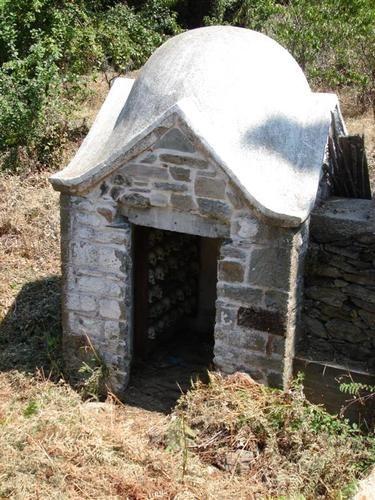ossuarium timiou stavrou Krestovozdvizhenskaia
