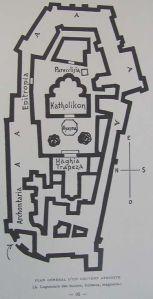 Perilla plan monastery