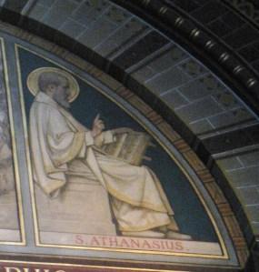 Church of st Nicolaas Amsterdam St Athanasius