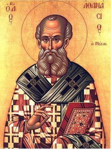 Athanasius icon