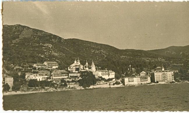 Postcard Panteleimonos 1958