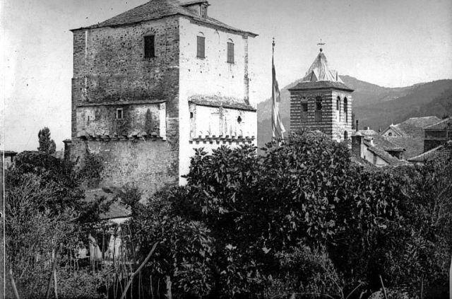 Athos 1914-18 Karyes