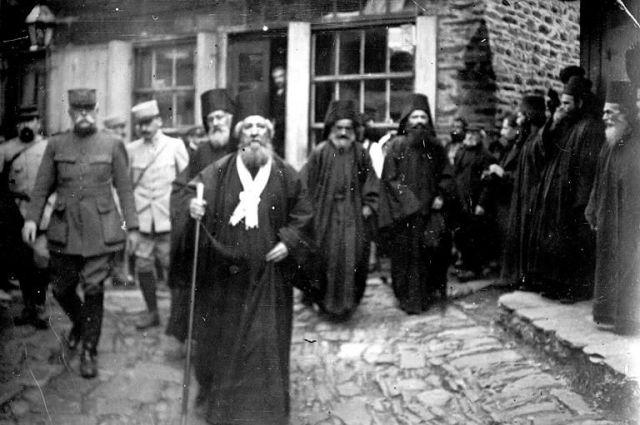 Athos 1914-18 Panteleimonos 2