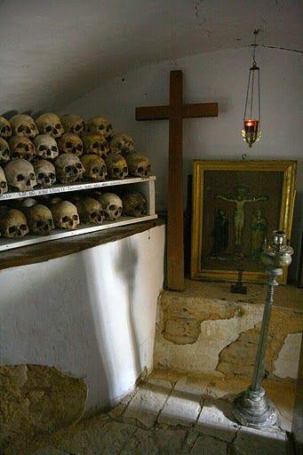 Bogoroditsa skulls 2