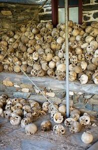 Unknown second ossuarium