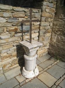 IMG_3642 Stavronikita antique column