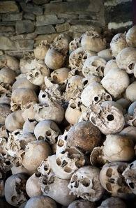 Unknown second ossuarium 3