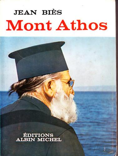 book jean bies Mont Athos