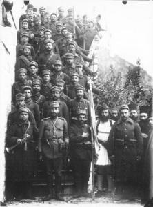 Athos 25 november 1912 greek army 2