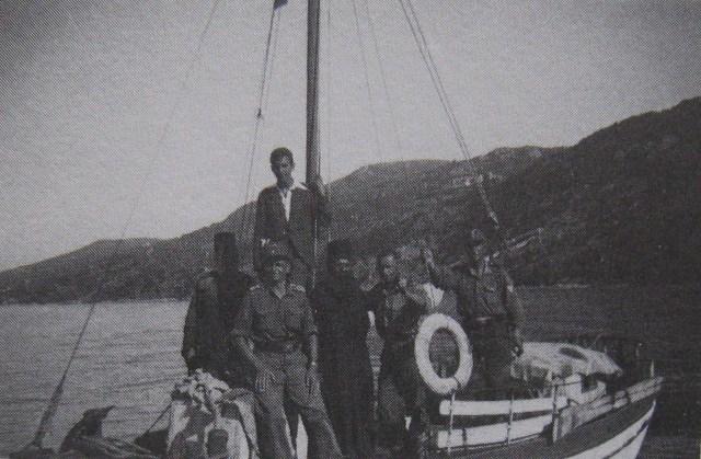 Iviron boat 29 5 1944