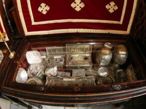 Iviron relics