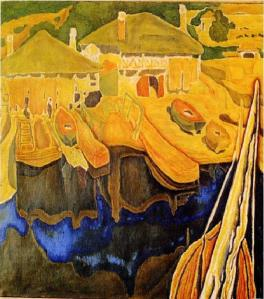 03 boathouses Pantocratoros Spirou Papaloukas1935