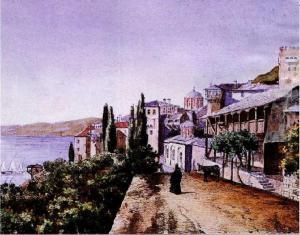 080 Docheiariou 1835 Efymov - Davydov