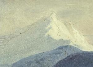 Lear Mount Athos detail