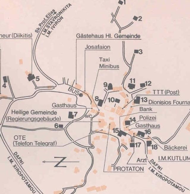 kaart Karyes Zwerger detail