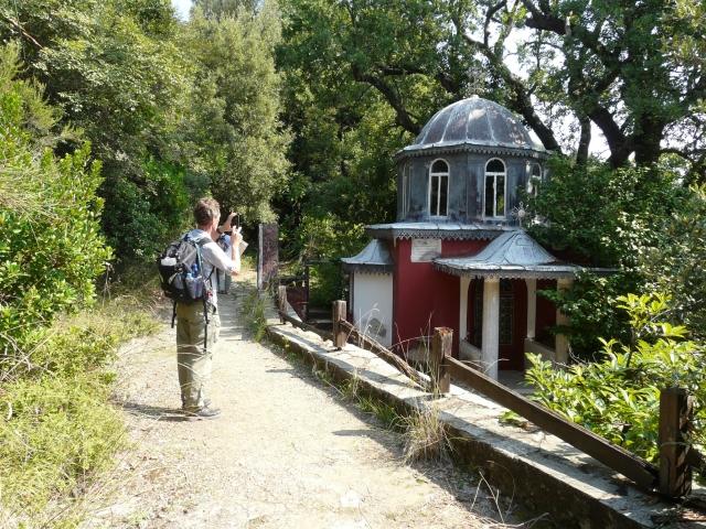 008 Iviron Panaghia chapel