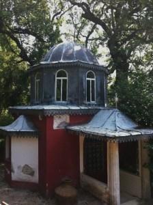 03-10 17 Panaghia chapel near the Monastery IVIRON