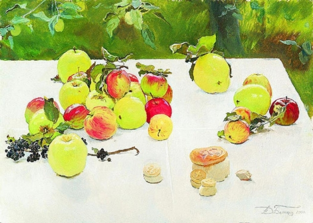 dmitri-belyukin-apples-from-the-holy-mountain-2000-
