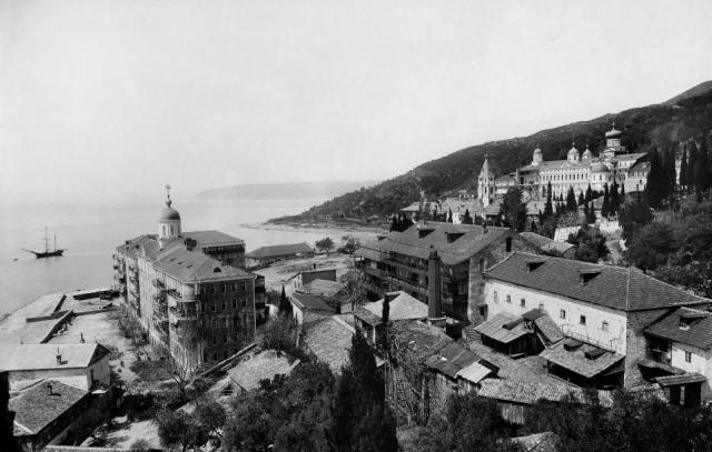 Panteleimon Monastery beginning1900