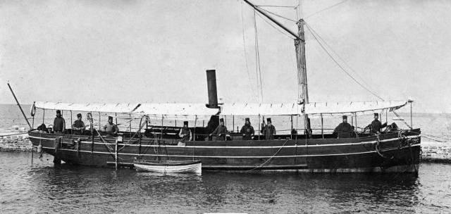 Panteleimonos vessel beginning 1900
