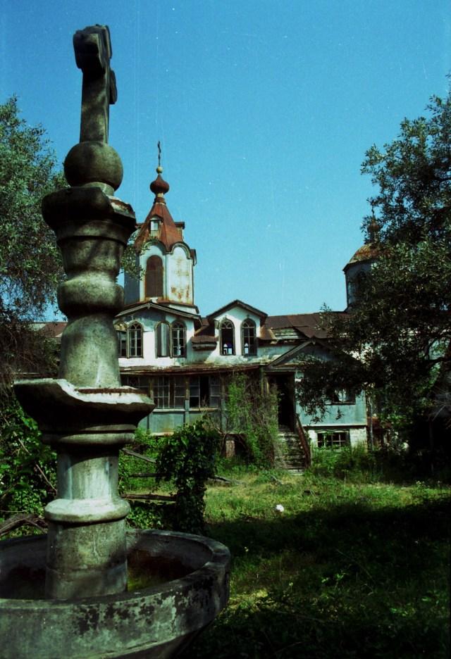 028 Athos - Timiou Stavrou