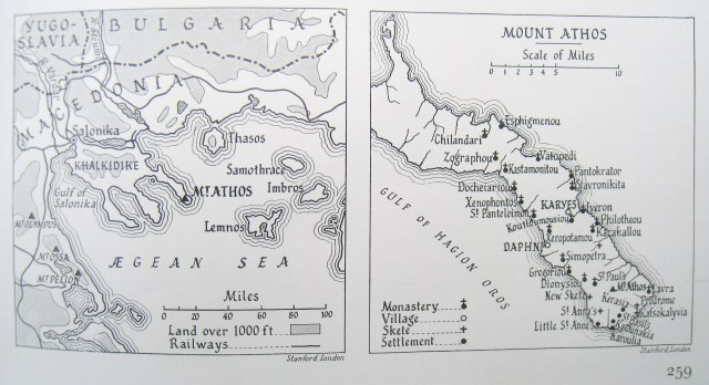 page 1a with map
